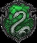 Pottermore Slytherin crest