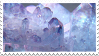 Crystal stamp 10