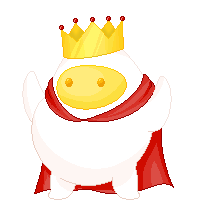 ALL HAIL THE EGG OVERLORD by mzza-art
