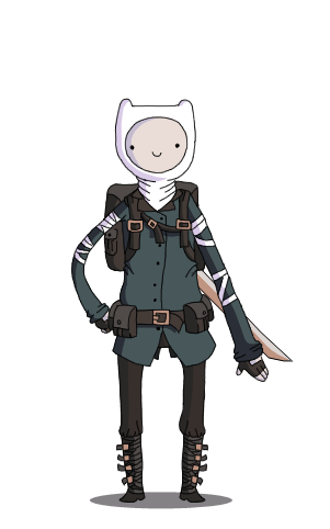 Finn the Steampunk by SteampunkHipster