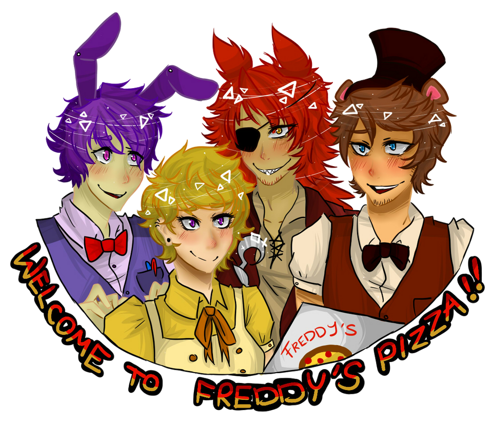 WELCOME TO FREDDY'S by SpottyHiro