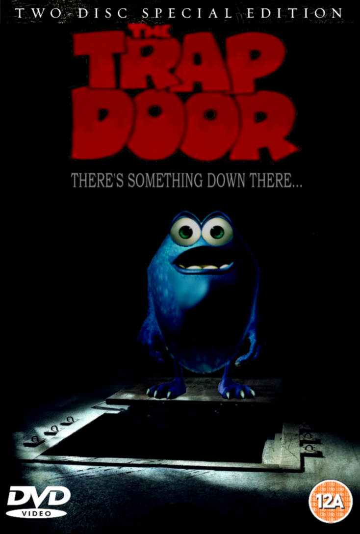 Trap Door Movie DVD by SumPerson ...  sc 1 st  SumPerson - DeviantArt & Trap Door Movie DVD by SumPerson on DeviantArt