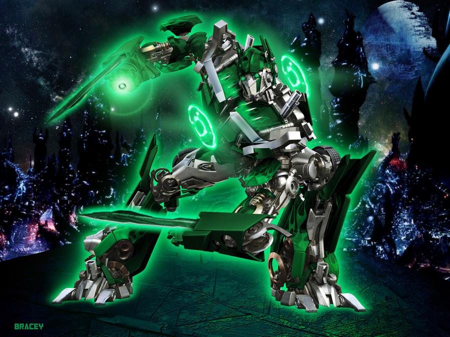 Lantern Prime by Bracey100