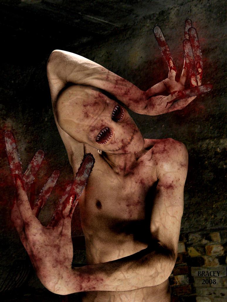 Mr Scary by Bracey100
