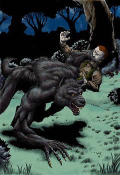 Werewolf Colored
