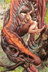 Cavewoman by Bracey100