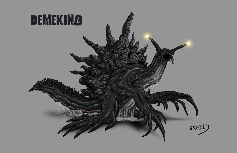 Kaiju Revamp - Demeking by Bracey100