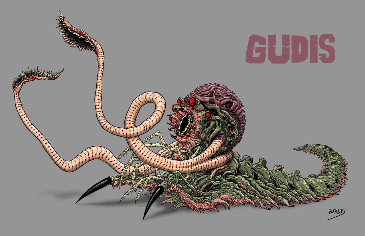 Kaiju Revamp - Gudis