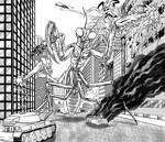 Colossus - The Mantis
