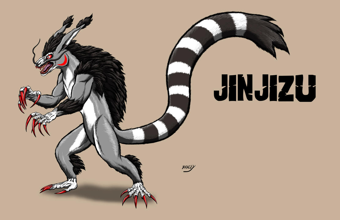 Kaiju Commission - JINJIZU by Bracey100