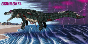 Kaiju Commission - Grimmgarl