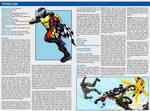 Southern Comics Handbook: Finish Line