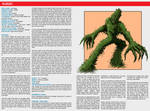 Southern Comics Handbook: kudzu