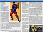Hero Commissions - VECTOR handbook page