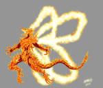 Kaiju Commissions - Coronax