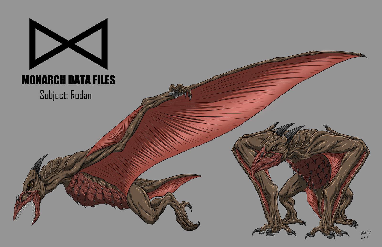 Rodan, Mothra, & King Ghidorah Designs (2018-) - Page 34 ...