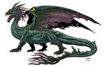 Kaiju Commissions - Kaeden Tar'rel
