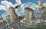 Kaiju Commissions: Rucifer