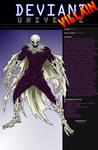 Deviant Universe - Mr Scary