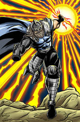 Tyr after Simonson by Bracey100