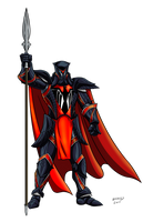 Souther Comics: The Black Knight by Bracey100