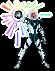 Hero: Dr Lightbreaker