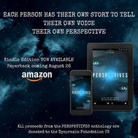 Perspectives - I'm a published author!