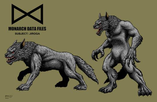 Kaiju Commissions: Jiroga