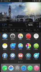 my iphone 6 screenshot