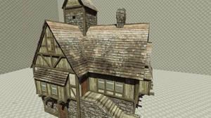 Medieval - Fantasy House