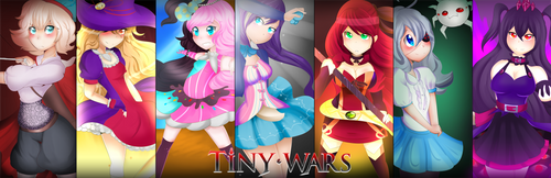 Tiny Wars Submission! by DrawXAngel