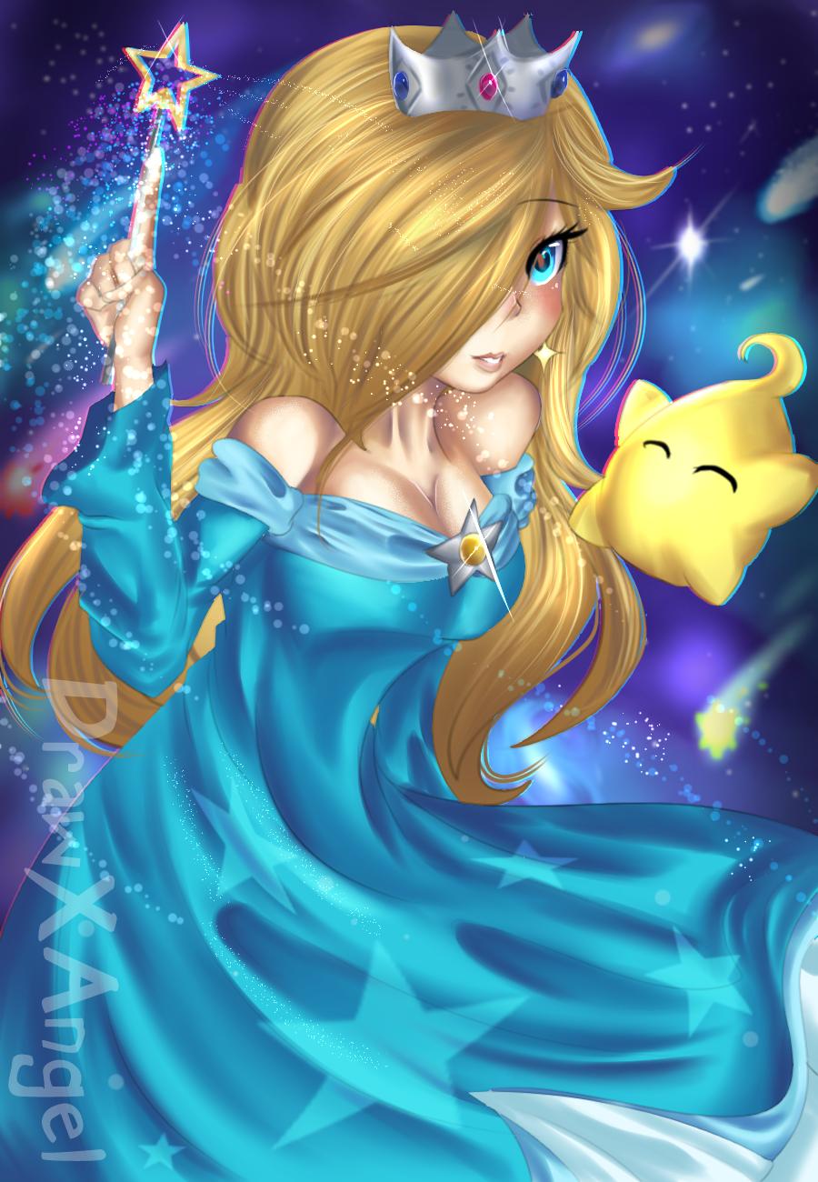 Rosalina by DrawXAngel