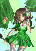 Happy Birthday Deviantart! by DrawXAngel