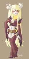 sethia costume 3