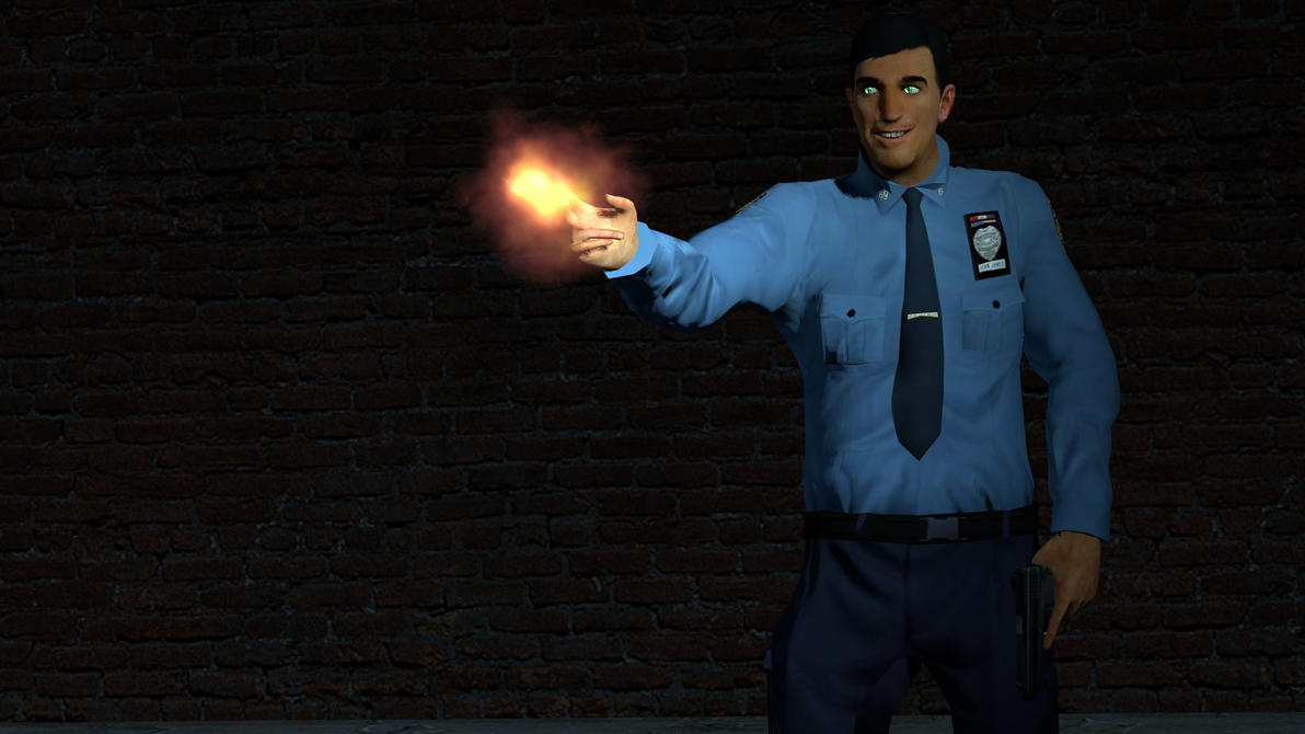 Gmod:What's a gun? by Minimole