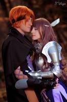 Sumia and Gaius - Fire Emblem Awakening by MiyuInverse