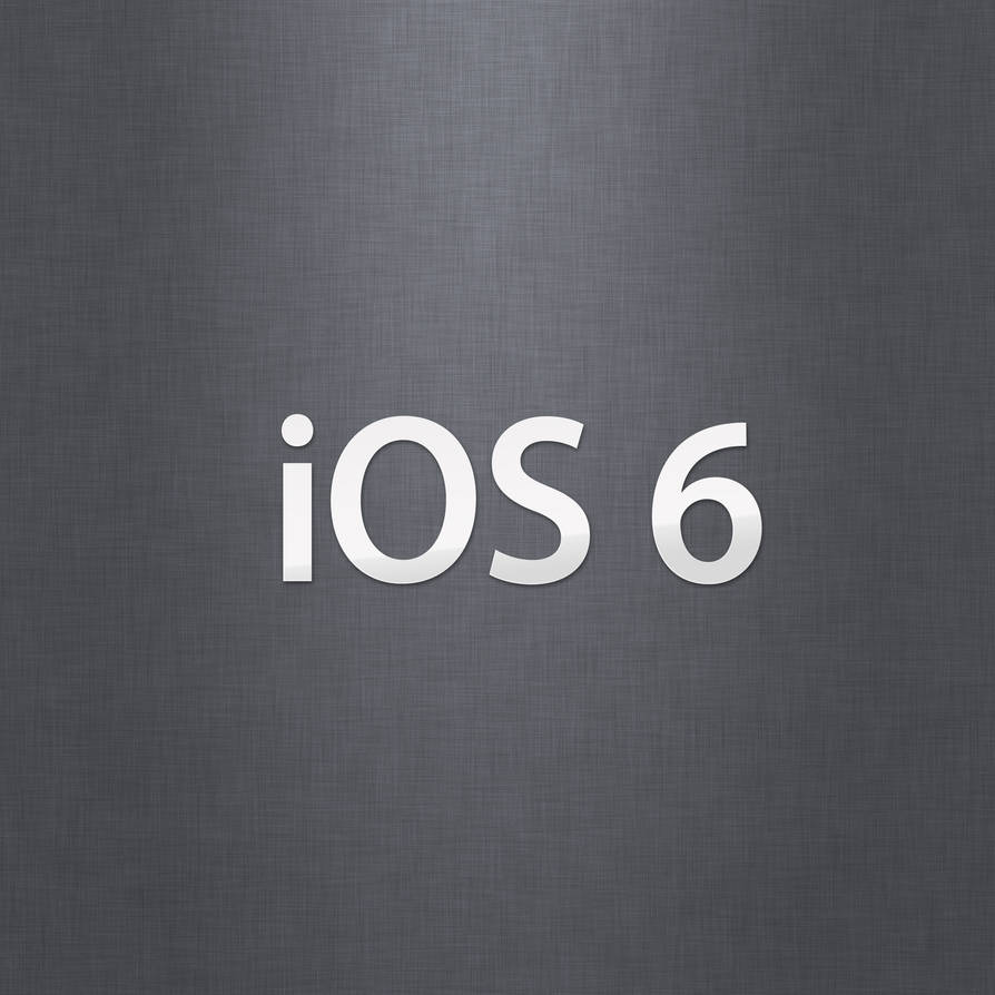 iOS6 Welcome wallpaper iPad 3 (Retina 2048x2048) by almanimation ...