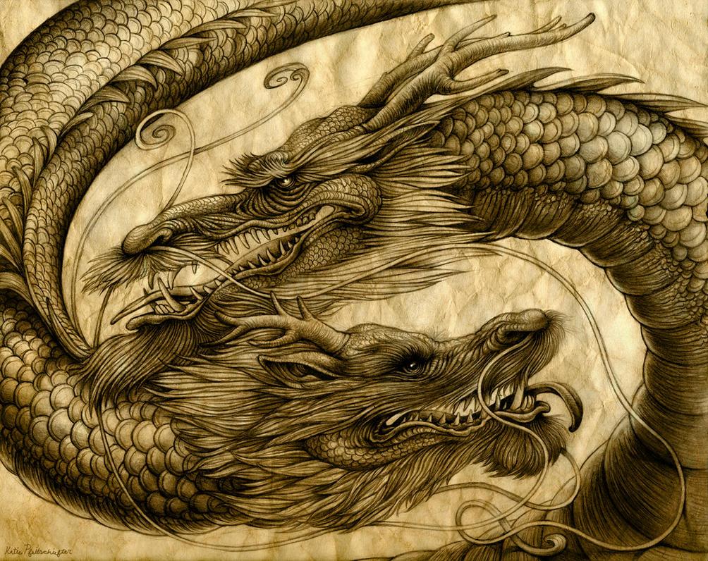Orientals by KatePfeilschiefter