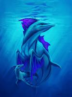 EQ's Hippocampus by KatePfeilschiefter