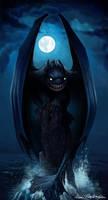 Night Fury by KatePfeilschiefter