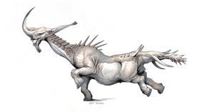 Long Necked Behemoth