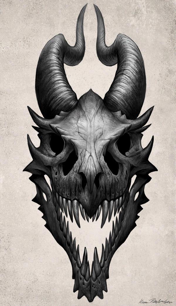 Fossil by KatePfeilschiefter