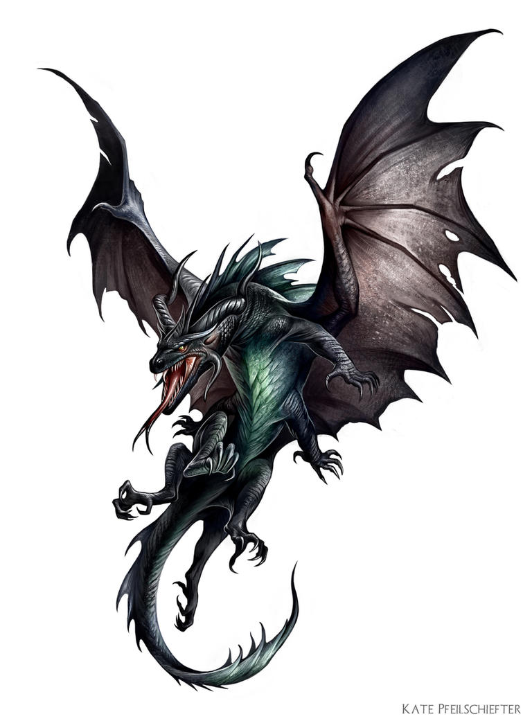 Half-dragon - PathfinderWiki