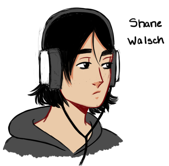 .:Character Ref:. Shane Walsch by wildfire-burning