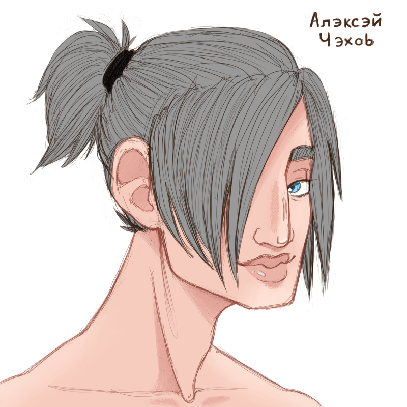 .:Character Ref:. Alexei Chekhov by wildfire-burning