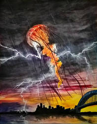 Heart of the storm - Sydney