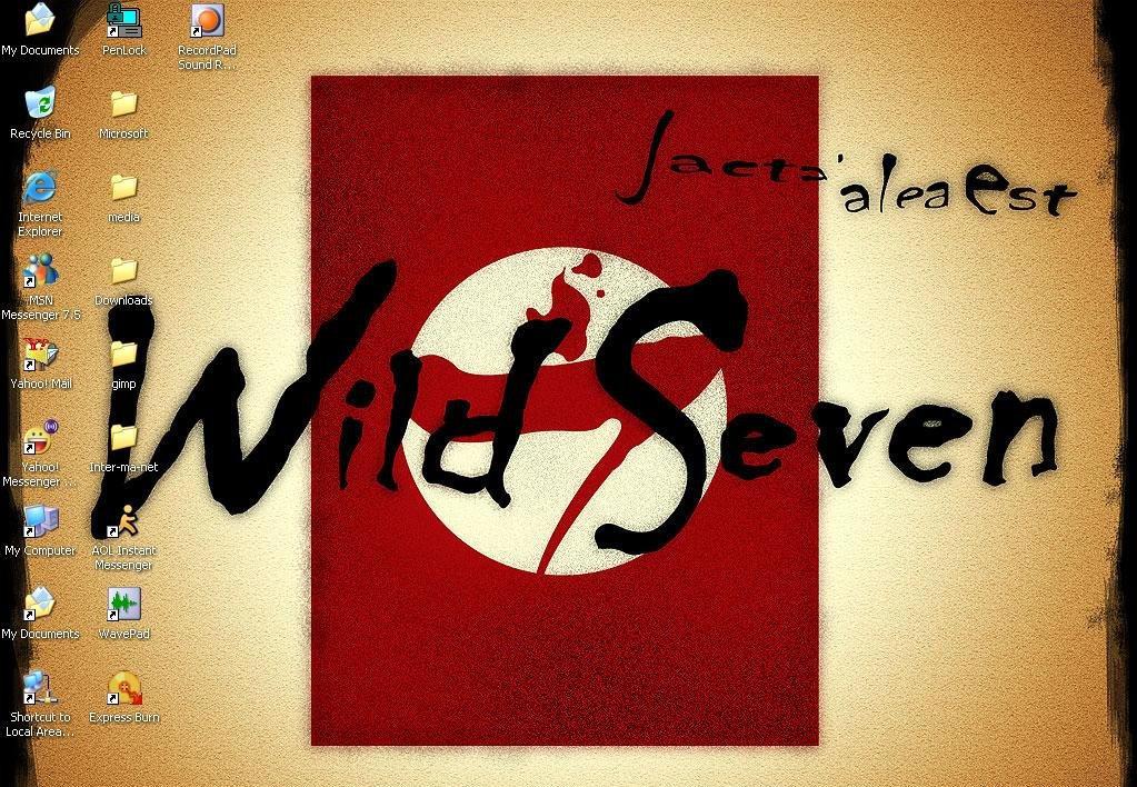 Wild Seven Banner by intergal