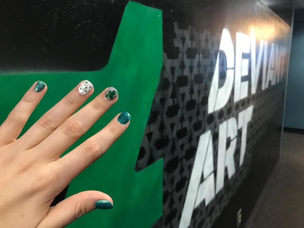 DA HQ Manicure by kgrillz