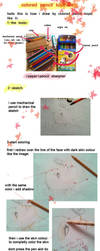 colored pencil tutorial by TheLife-IsArt