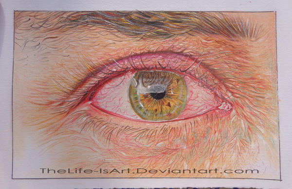 the eye by TheLife-IsArt